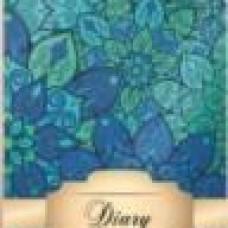 Ежедневник А5 недатированный, Цветы