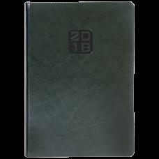 Щоденник датований 2018 BRAVO(Soft), A5, 336 стр.